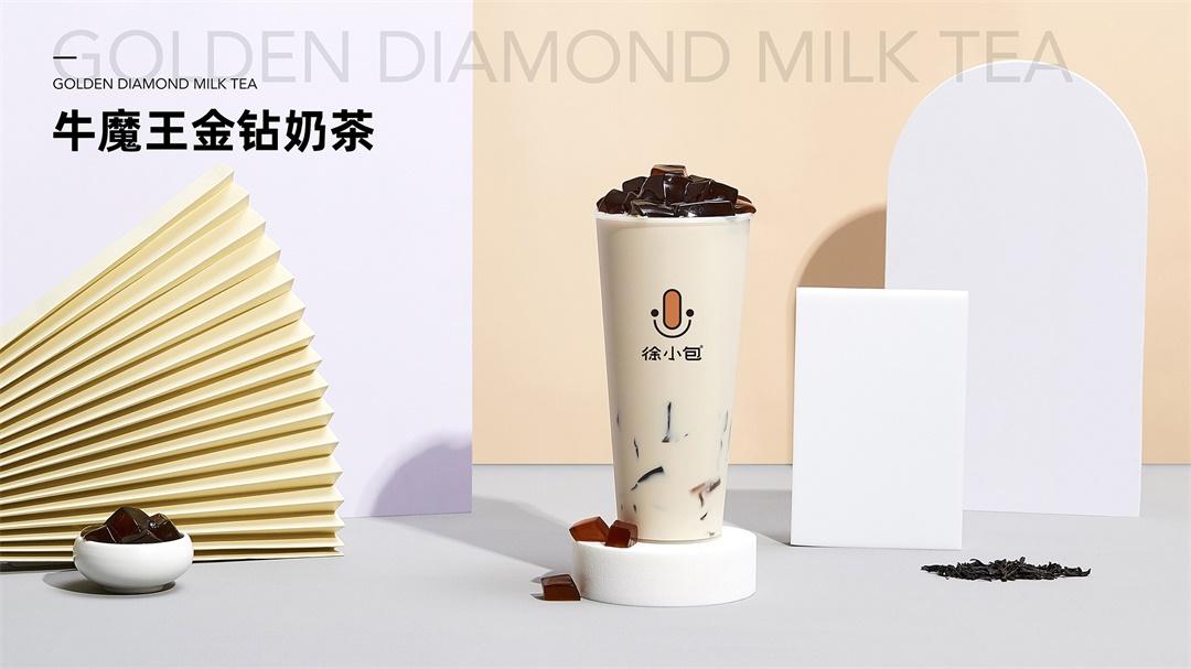 牛魔王金钻奶茶